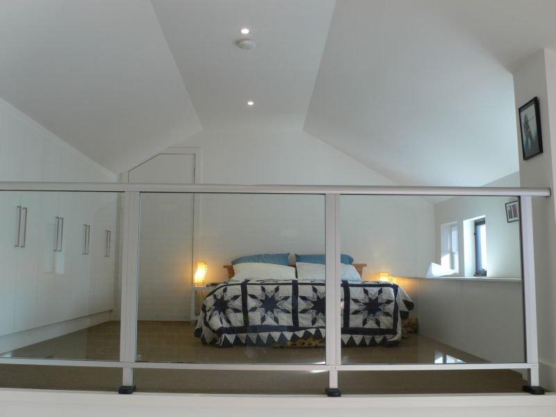 mezzanine spaced interior design ideas photos and. Black Bedroom Furniture Sets. Home Design Ideas