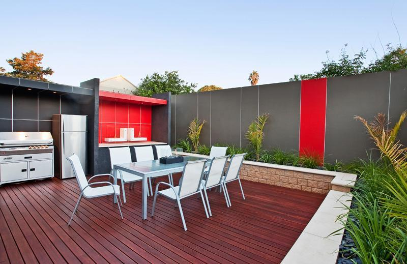 Decking spaced interior design ideas photos and pictures for australian homes - Australian interior design ideas ...