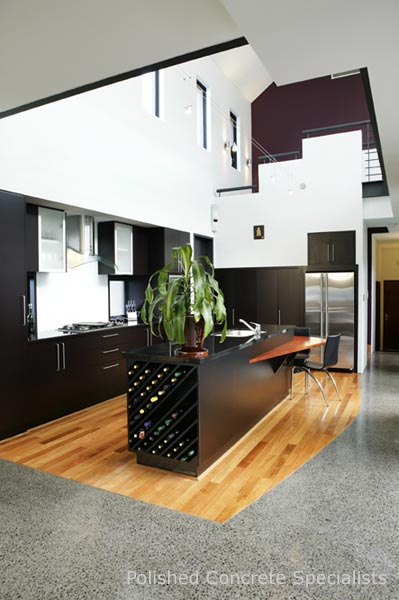 Kitchen spaced interior design ideas photos and pictures for australian homes - Mezzanine design ideas ...